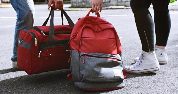 Krepšiai ir kuprinės
