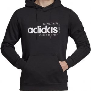 ADIDAS DŽEMPERIS BRILLIANT BASICS HOODIE EI4622